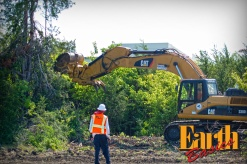 Earth Basics General Engineering Contractor Land Clearing Dallas Texas
