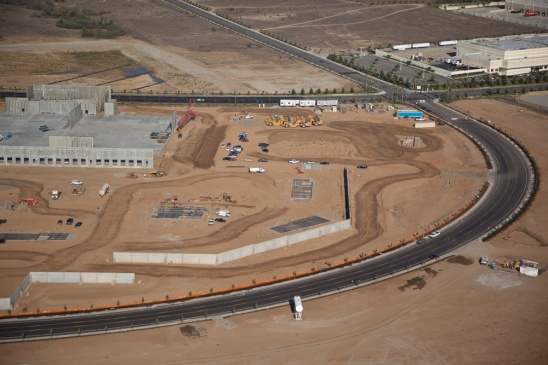 Earth Basics Contracting Corporation_General Engineering Contractors-Earthwork_Earth Moving Highland Corporate Center_California